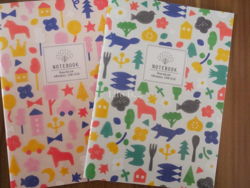 notebook北欧柄