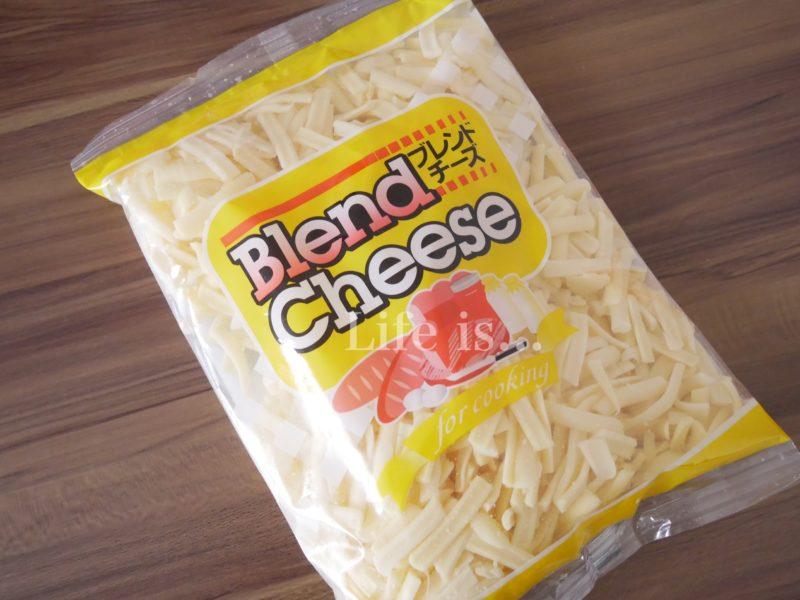 ブレンドチーズ