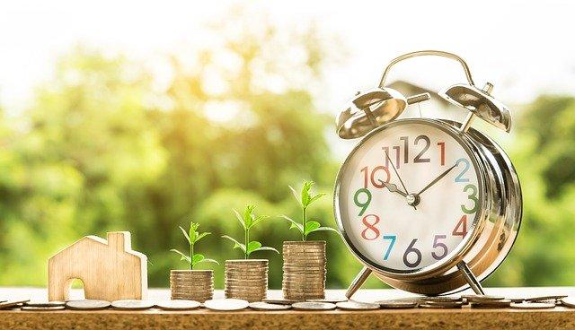 時間とお金と家