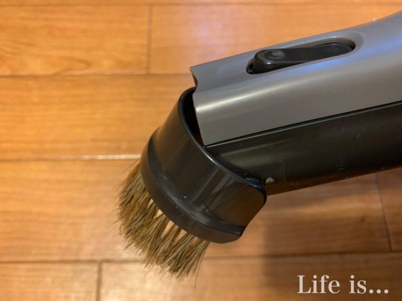 三菱掃除機TC-FXF7Pすみずみブラシ