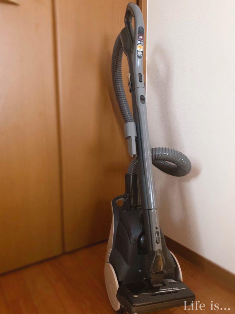 三菱掃除機/Be-kハイパワー紙パック掃除機